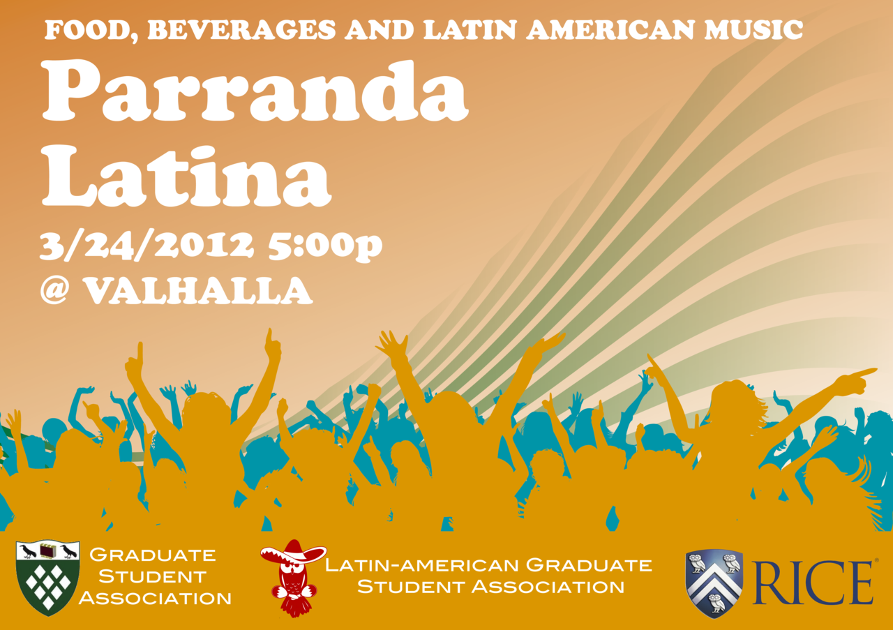 Parranda Latina 2012!! Don't miss this!