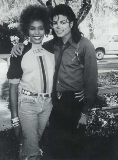 ashesforjustice:  Michael and Whitney…Rest in Love