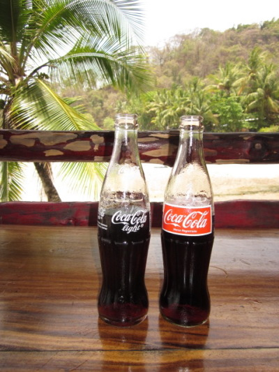 his and hers, costa rican style.