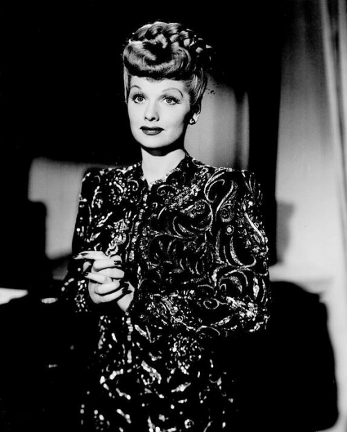 Lucille Ball photographed for Lover Come Back, 1946