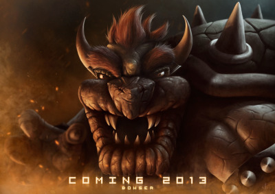 justinrampage:  Bowser gets a new set of chompers in this amazing illustration by artist Josh Summana. This is yet another great sneak peek  at the top secret project emerging from 8bit Ego in 2013. Stay tuned for more! Related Rampages: Ganondorf (More) Bowser by Joshua Summana (8bit Ego Tumblr) (Twitter) Submitted by: xxEpicxx