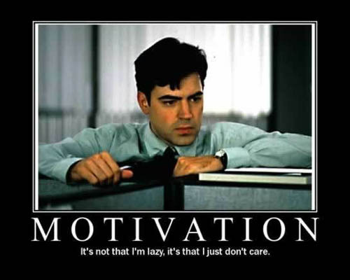 Office Space is by far my favorite movie. Best scene is when he unscrews the walls on his cubicle.