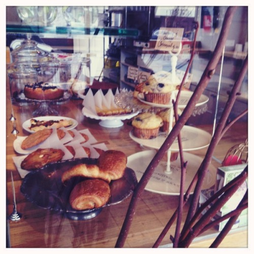 Delicious pastries at Coco et Olive
