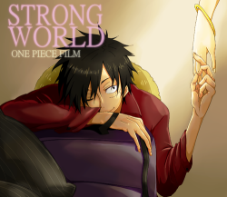 #2 {OPfans4ever's My Inspiration: Monkey D. Luffy Project}