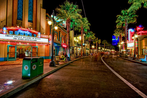 cinderellapixiedust:  Sunset Boulevard - Disney's Hollywood Studios by -Jamian- on Flickr.