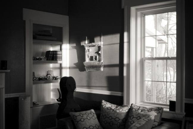 living room shadowplay before the trip.