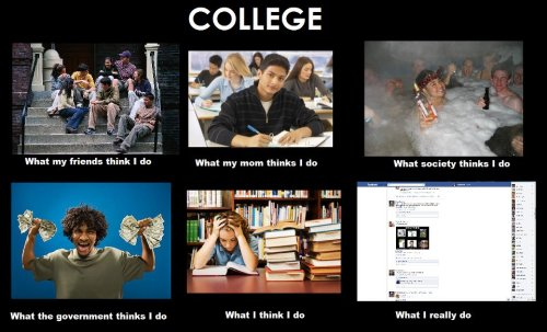 lol, replace the last pic with tumblr and this is spot on.