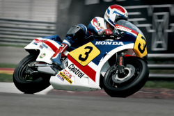 1983 Freddie Spencer, NS500