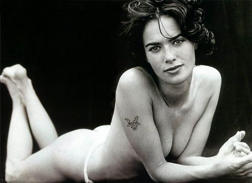 Lena Headey  i could reblog her all night