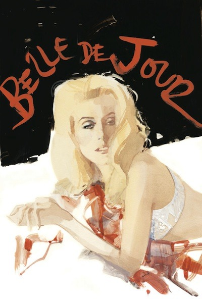 The hottest ice queen there ever was… (via Criterion Confessions: BELLE DE JOUR)