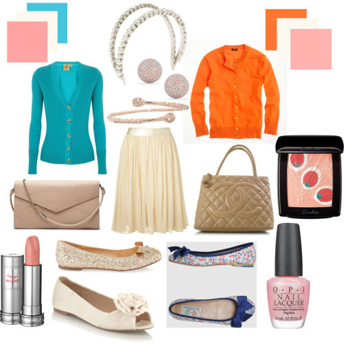 How to Wear a Bright Cardigan by proseandcons122 featuring tote handbagsTory Burch cut out top£195 - harveynichols.comJ Crew rainbow cardigan$62 - jcrew.comSee by Chloe sheer skirt$650 - stylebop.comMarc by Marc Jacobs flat shoes$230 - marcjacobs.comSerafini flat shoes$105 - yoox.comFaith ivory flat£40 - debenhams.comLeather clutch handbag$100 - witchery.com.auChanel tote handbagfashionphile.comMelinda maria jewelry$140 - lespommettes.comDana Rebecca Designs 14k earringsdanarebeccadesigns.comMiu Miu hair accessory$450 - miumiu.comPrincesses Rule - OPI - Pearly pink - Nagellack - Skönhet - NELLY.COM…£135 - nelly.comLancome Cosmetics and Skin Care Official Site: Make up, Skincare,…lancome-usa.com