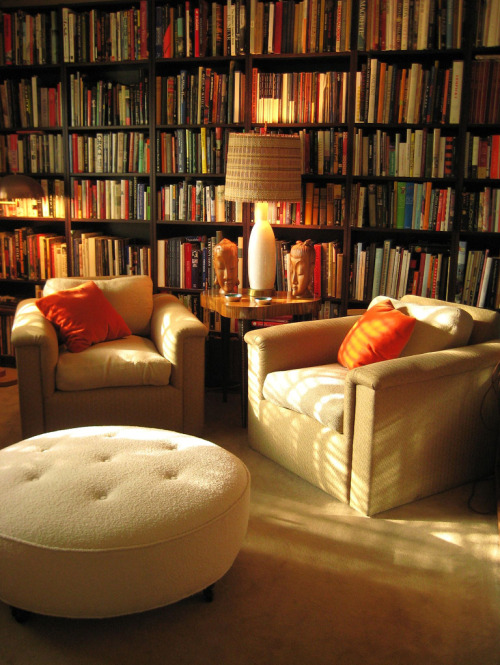 bookmania:  Home Library (Photo by srk1941)