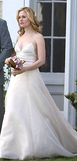 Such a pretty bride!