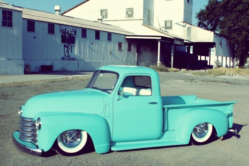 1950 Chevrolet Pick Up.