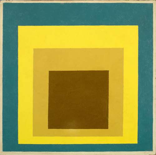 spatialconcept:  Homage to the Square, Josef Albers