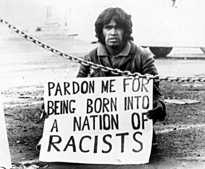 Aboriginal rights activist, Australia