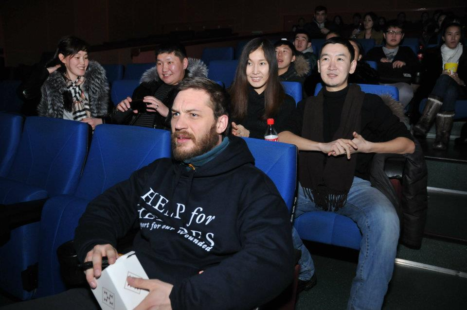 Tom Hardy in Yakutsk. Part 3