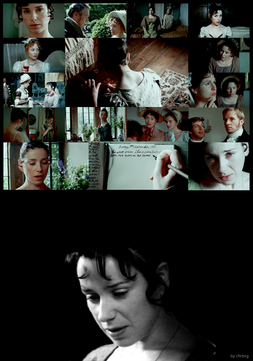 FAVORITE BOOK ADAPTATIONS ||Persuasion (2007)