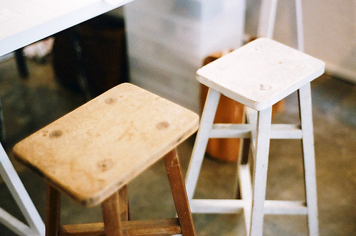 aberforths-goats:  unstable stools (by k // rara)