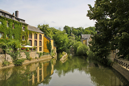Luxembourg, bords d'Our. (by Laureos)