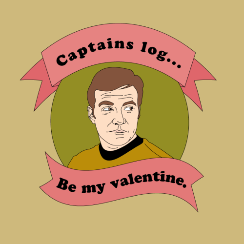 letyree:  Captains log… be my valentine.