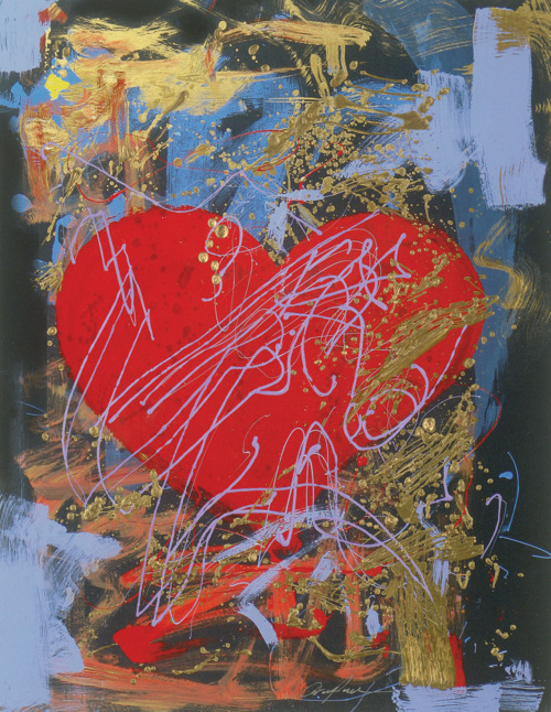 Happy Valentine's Day, Dominic Pangborn, Park West Gallery