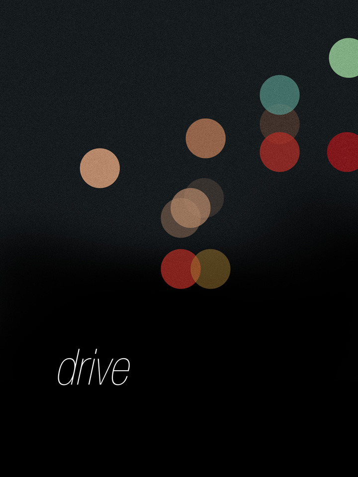 minimalmovieposters:  Drive by Viet Do