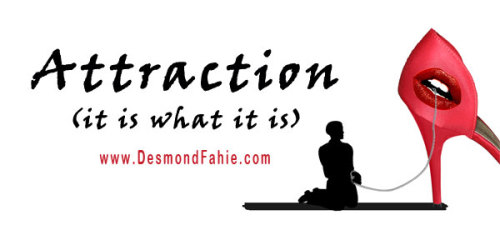 it is what it is. #attraction