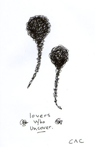 C/\C ////// LOVERS WHO UNCOVER.