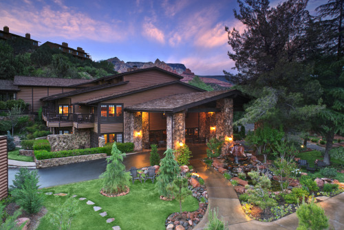 L'Auberge de Sedona Lodge Photo by RCP Photography
