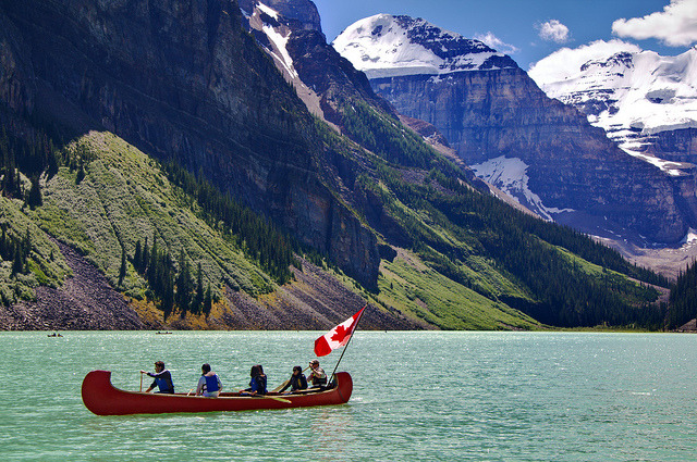 Canadian Canoe by Jim Boud on Flickr.