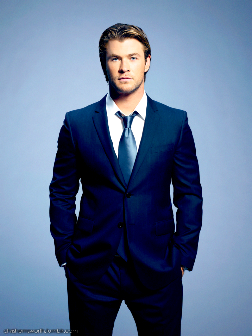 Chris Hemsworth Photoshoot (edited by chrishemsworth)