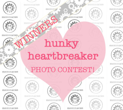 CLICK HERE TO FIND OUT!!!: http://marimachobk.com/2012/02/hunky-heartbreaker-winners/ www.marimachobk.com || Marimacho || Queer Fashion