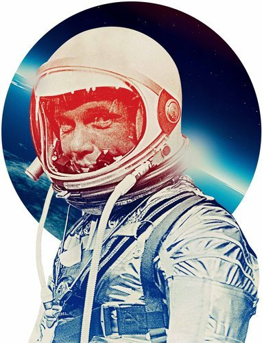 Feb. 20th is the 50th anniversary of John Glenn's first space flight. He was launched in the Friendship 7 and became the first American to orbit the planet….three times to be exact. Perhaps no other spaceflight — all 4 hours, 55 minutes and 23 seconds  of it — has been followed by so many with such paralyzing apprehension. I have an idea. LET'S KEEP FUNDING THE SPACE PROGRAM!!