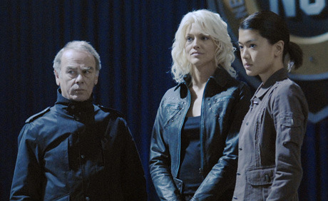 Good news for Battlestar Galactica fans! As part of Love Week, Luis Navarro and I have created a handy quiz to let you know which Cylon to frak! Battlestar Galactica Dating Quiz: Which Cylon Should You Frak?