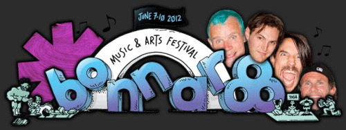 RHCP to Headline at the Bonnaroo Music Festival in June 2012The Red Hot Chili Peppers are confirmed as headliners at the Bonnaroo  Music and Arts Festival in Manchester, Tennessee on June 7th-10th, 2012.  The exact date of their performance at the festival will be announced  soon. Tickets on sale February 18th.Read more…