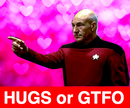HUGS or GTFO. 8 Sexy Single Things to Do on Valentine's Day that Don't Involve Sexual Intercourse
