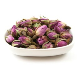 "birdpick:  Bird Pick's Tuesday TEAchings: Rose Tea  Origin:  BulgariaBrew: Yellow EmeraldType: HerbalFlavor: A floral melody with slightly sweet and earthy undertones Hand-picked rosebuds from Bulgaria are delicately dried to preserve the whole flower. When brewed, they yield a wonderful fragrance and a light, naturally sweet taste. These rosebuds can be enjoyed when brewed by itself or lightly sprinkled over light-flavored teas. ·         Rose tea is truly a lady's tea. It not only has attractive colors, but also health benefits to ladies. ·         From Ming Dynasty (1368-1644) on, it has been said to be a widely used drink by the ladies for its many health benefits, namely by helping to calm down unstable moods, sooth the women period pain, improve incretion imbalance, also to quicken the blood circulation. ·         This rose bud tea enjoys high, charming rose flower fragrance and taste. After several times brewing, the rose fragrance still fills around the whole house. ·         It is very sweet, no bitterness at all. After a long/exhausted exercise, or heavy work, drinking rose tea will assist to relax you and regain energy fast. 1/4LB European Rose Tea – 10.00$   Buy Rose Tea here! we ship:)  Aww, ""Origin: Bulgaria""! Yey! ^^"
