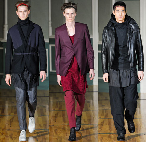 First Look: Siki Im Fall 2012 See the full Siki Im Fall 2012 men's collection from New York right now at GQ.com.