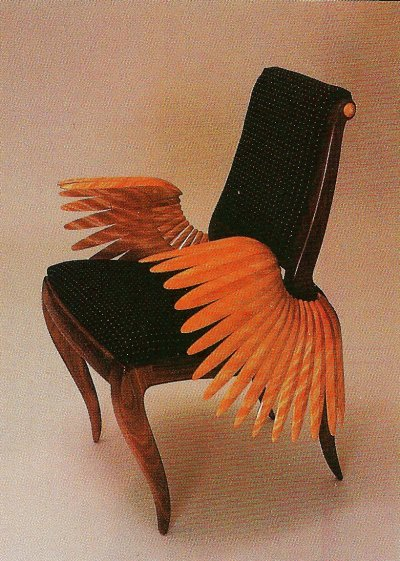 agdavenport:  Icarus chair