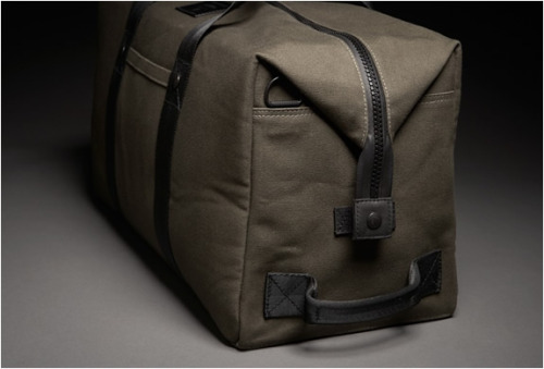 Weekender bag by KillSpencer
