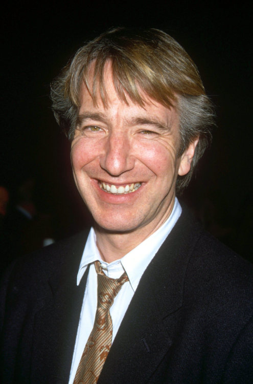 theartistictwins:  Alan Rickman :D I LOVE him AND his HAIR!!!!!!!!!!!!!!!!!!! his HAIR IS AWESOME!!!!!!!!!!!!!!;)