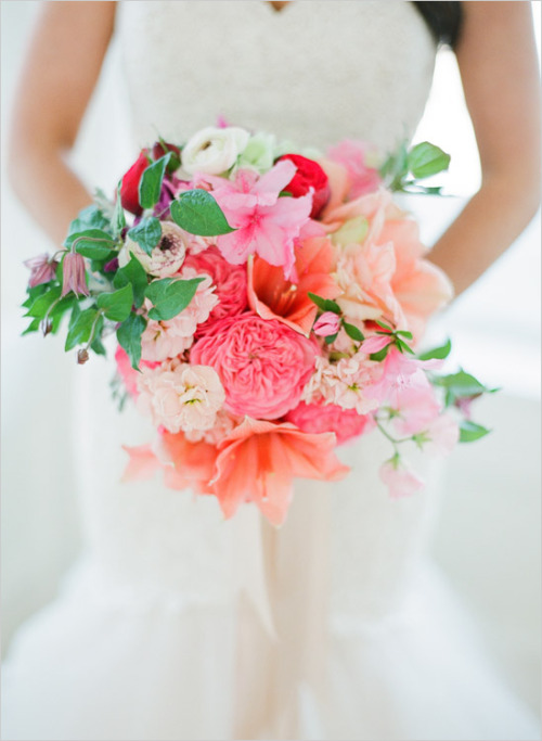 perhaps the most beautiful wedding bouquet EVER!
