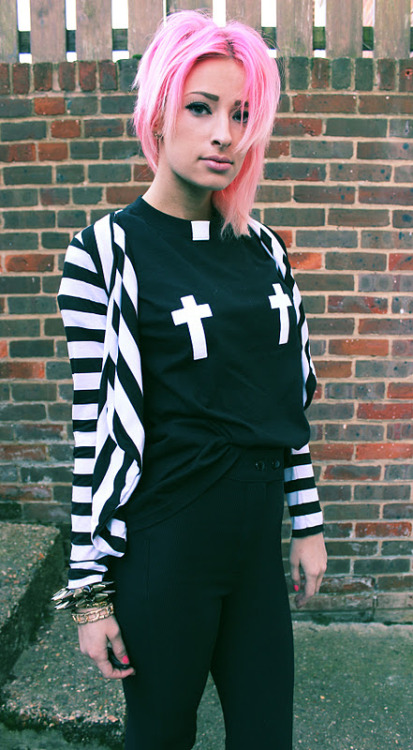 Naughty Vicar Tee available to pre-order end of this week Join SMUT Clothing UK on Facebook for more details and its release. http://www.facebook.com/pages/SMUT-Clothing-UK/28988311236 Model Lucy Rance  Her blog: http://www.lulutrixabelle.com/