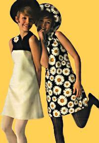 CUTEST DRESSES EVER McCalls 					 1968 McCall's Pattern 9230