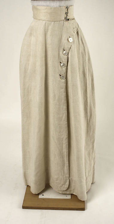 Tennis Skirt 1900 Met