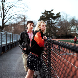 Luke & Tory for SLCspeaks valentine's day fashion. Shot by me.