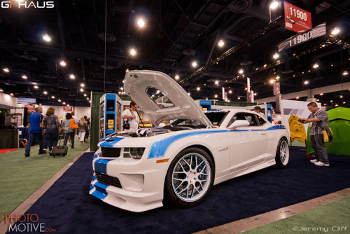 SEMA 2010 Las Vegas by jeremycliff on Flickr.