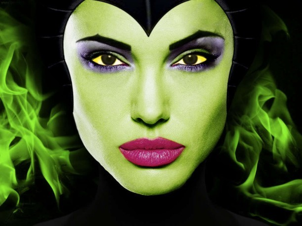 Angelina Jolie es Maleficent - Disney Wiki