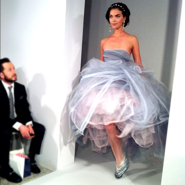 Isn't she lovely, wonderful?! cc @oscarprgirl  (Taken with instagram)
